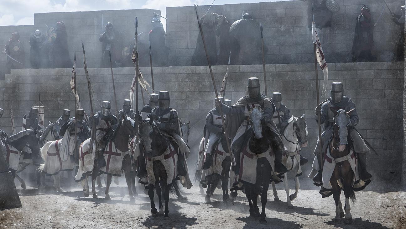 сериал «Падение Ордена» (Knightfall, 2017)