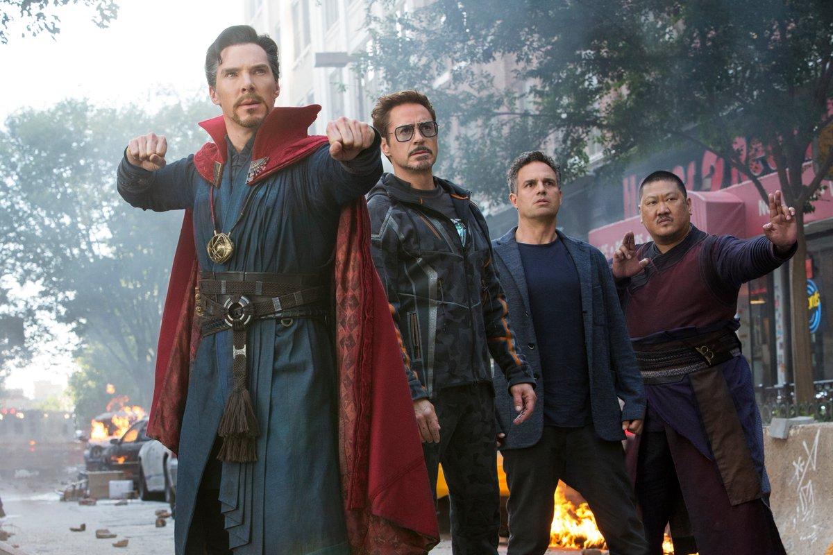 рецензия на фильм  «Мстители: Война бесконечности»