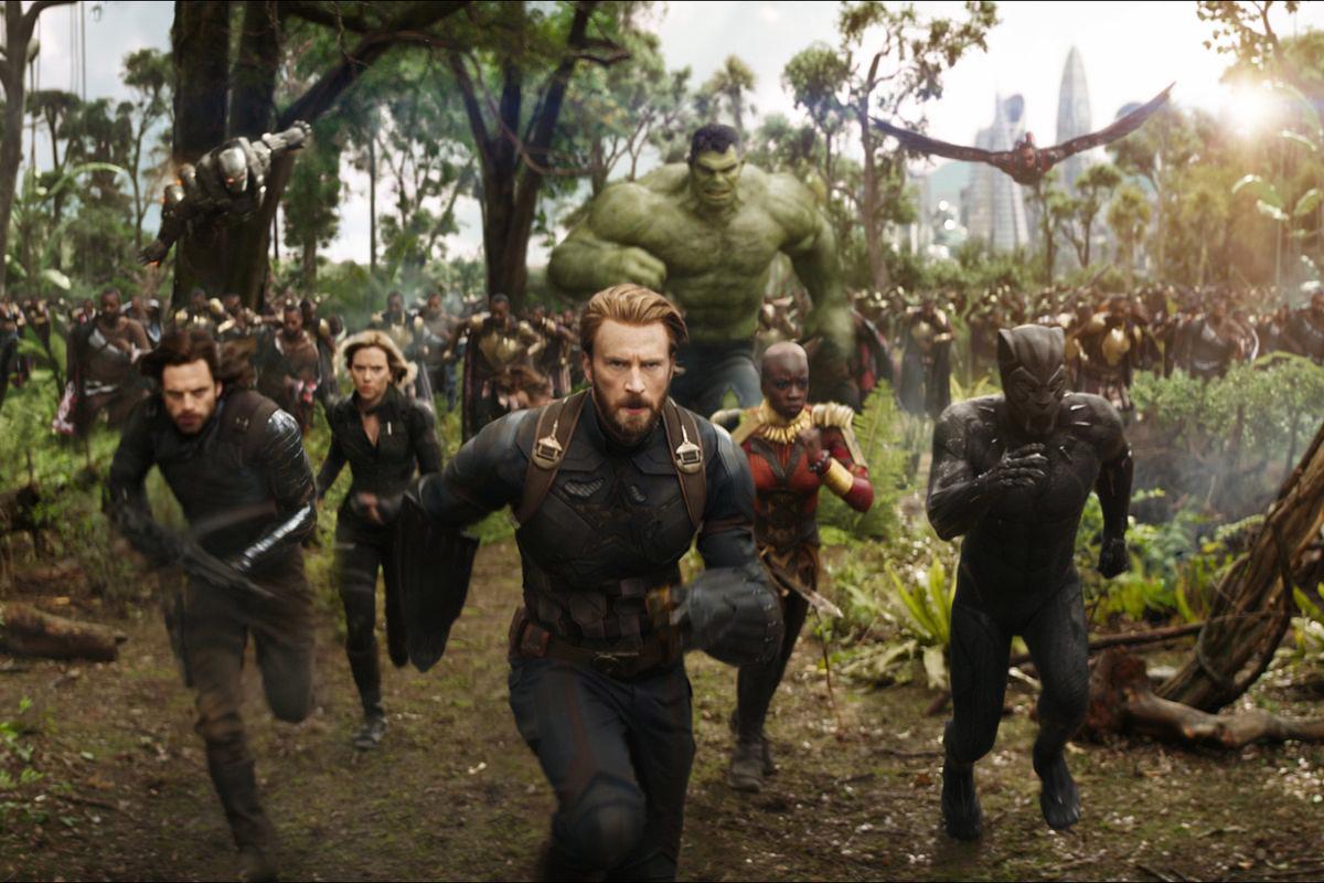"""рецензия на фильм """"Мстители: Война бесконечности"""""""