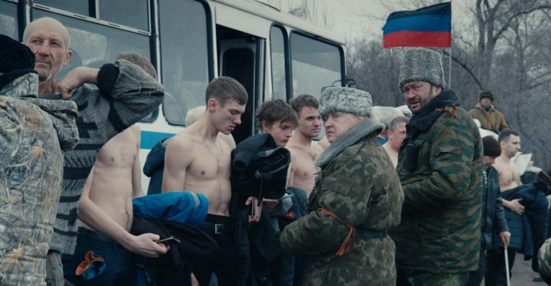 """кадр из фильма """"Донбасс"""" 2018"""