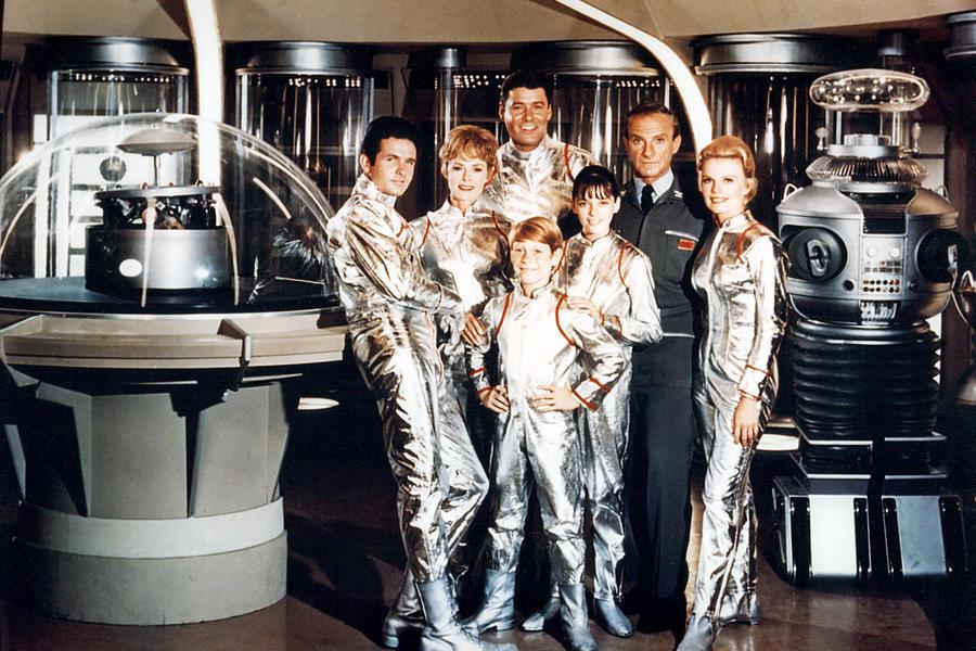 сериал «Затерянные в космосе», 1960-е