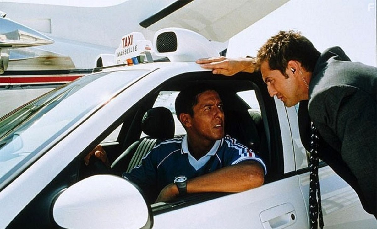 """фильм """"Такси"""" 1998"""