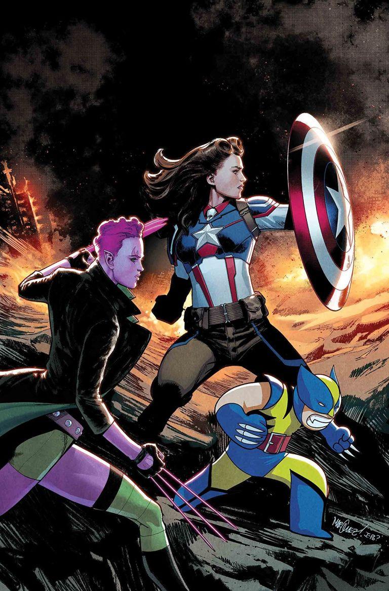 Агент Картер станет новым Капитаном Америка