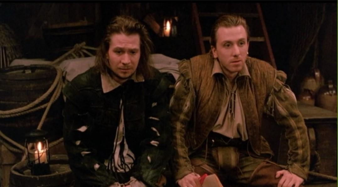 Розенкранц и Гильденстерн мертвы (1990)