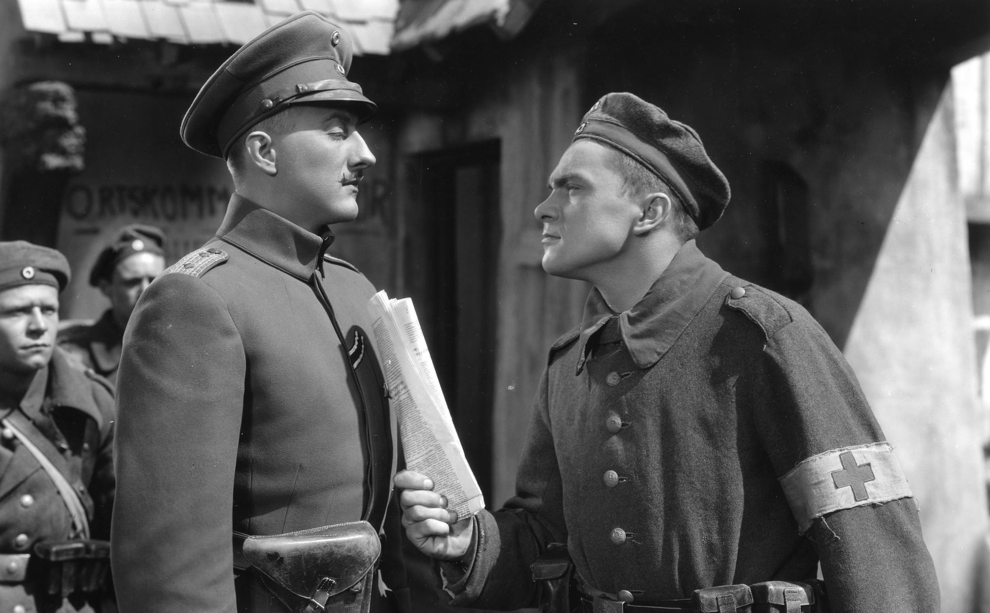 Дорога назад (1937)