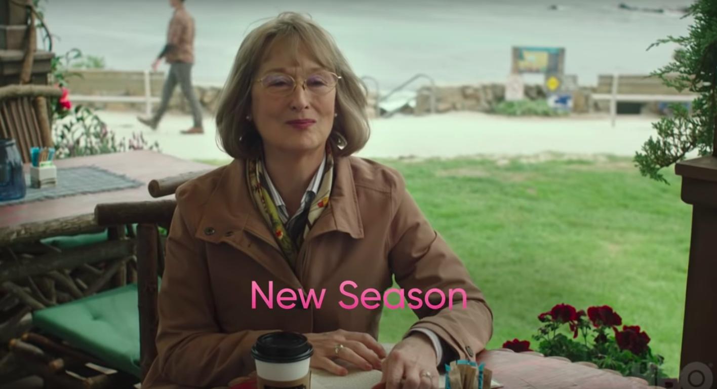 """кадр из 2 сезона """"Большой маленькой лжи"""""""