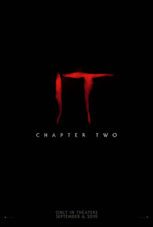 «Оно», вторая глава: вышел первый постер