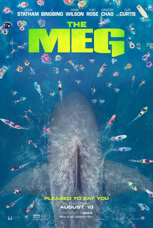 Премьера трейлера: Джейсон Стэйтем против гигантской акулы