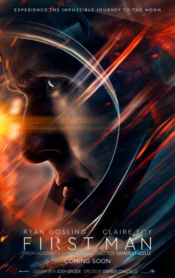 Премьера трейлера: «Человек на Луне»