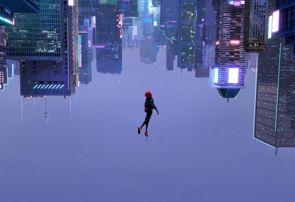 Фильм «Человек-паук: Через вселенные»