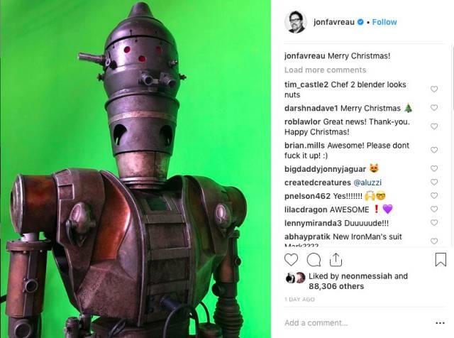 В сериале «Мандалорианец» появится дроид IG-88