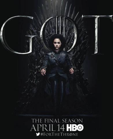 8 сезон «Игры престолов»: кто займет Железный трон?