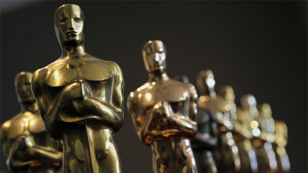 Золотая статуэтка Оскар