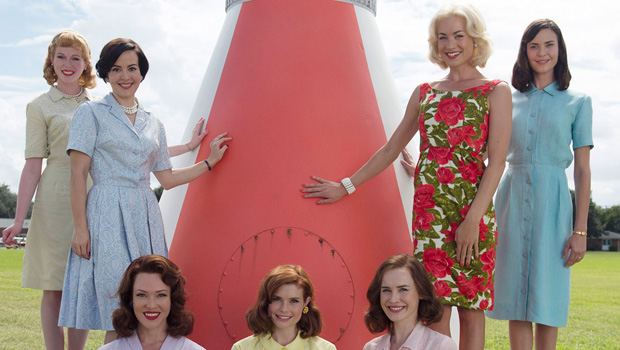 Клуб жен астронавтов