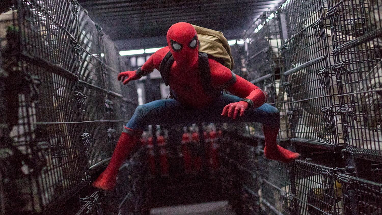 """Человек-паук"""