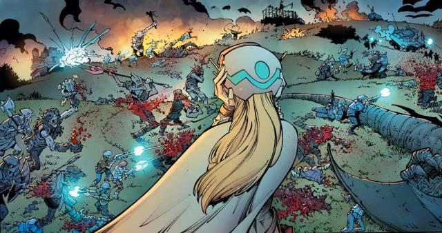 Сандра Буллок поработает над экранизацией комикса для Netflix