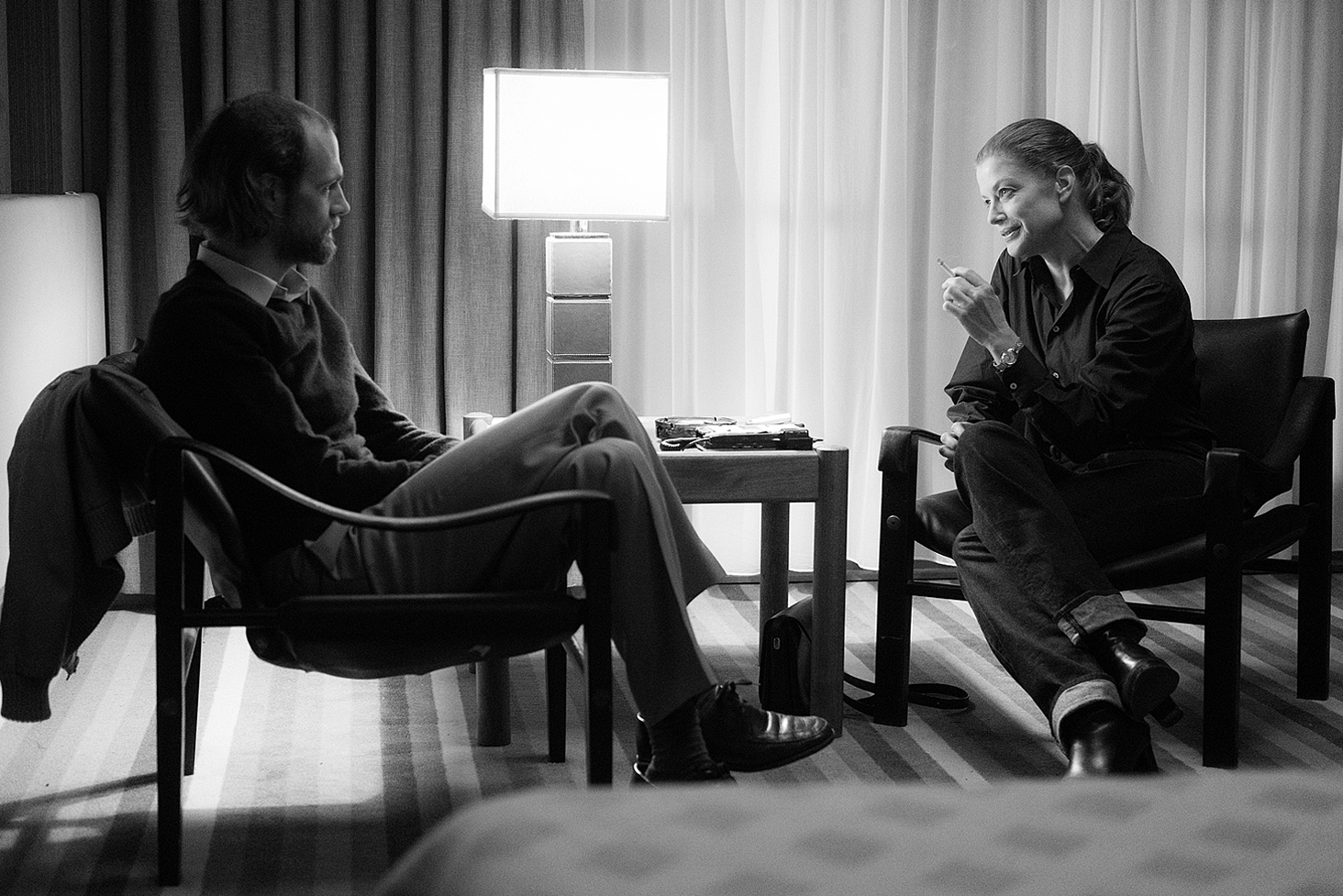Последнее интервью с Роми Шнайдер