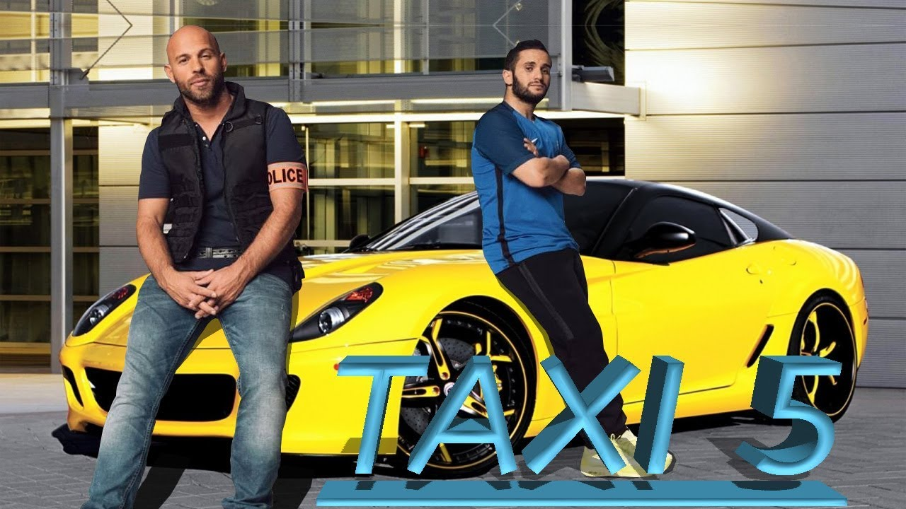 Фильм «Такси 5»