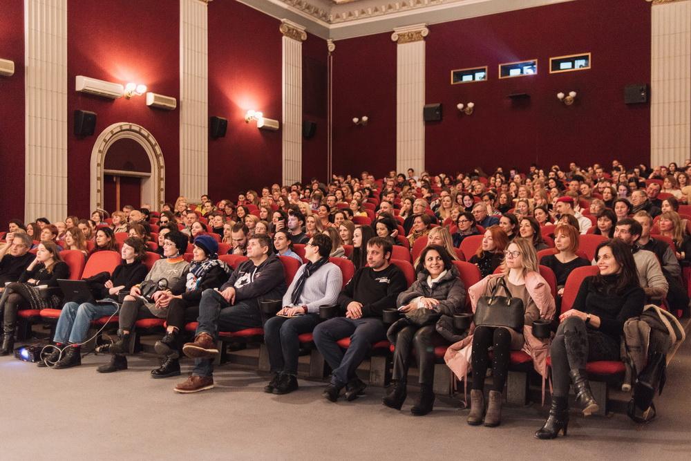"В Киеве стартовали ""Вечера французского кино"". ФОТО"